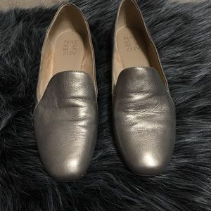 Naturalizer Zinc Leather Loafers 9.5
